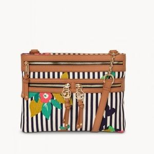 NWT Spartina 449 28 Shelter Cove Zipper Hipster